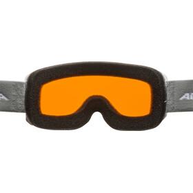 Alpina Scarabeo S DH Goggles white
